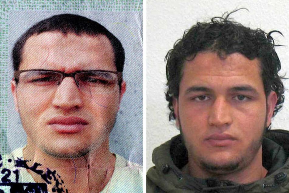 Bundeskriminalamt (BKA) veröffentlichte Fahndungsfotos des Berliner Weihnachtsmarkt-Attentäters Anis Amri nur wenige Tage nach dem Anschlag.