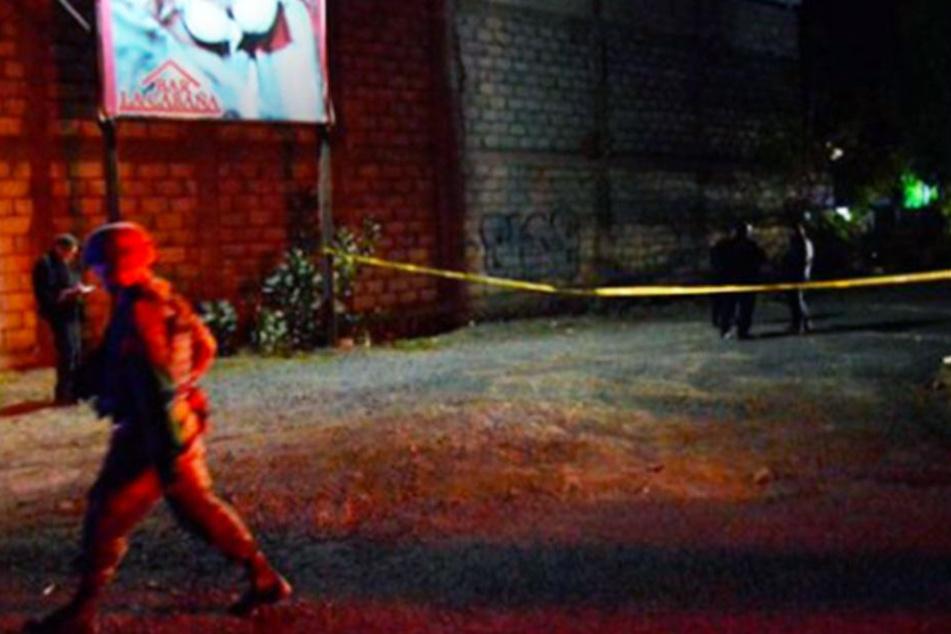 Sechs Tote bei Schießerei in einer Bar im Stadtzentrum