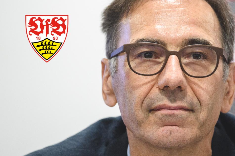 Auch Gaiser tritt zurück: Das VfB-Führungsteam wird immer kleiner