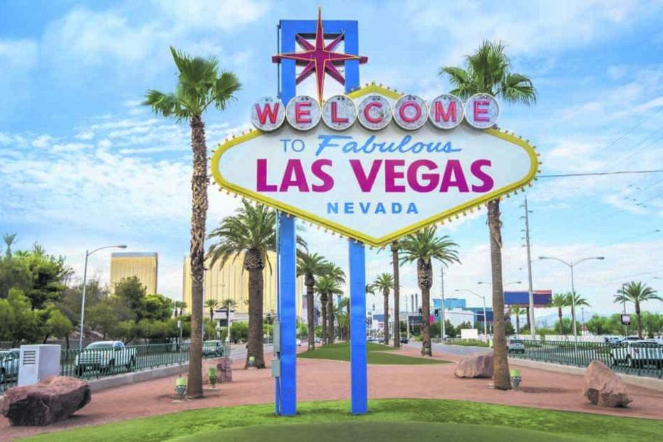 Viva Las Vegas: Die US-amerikanische Stadt bescherte dem Neukirchener gleich zwei erste Plätze.
