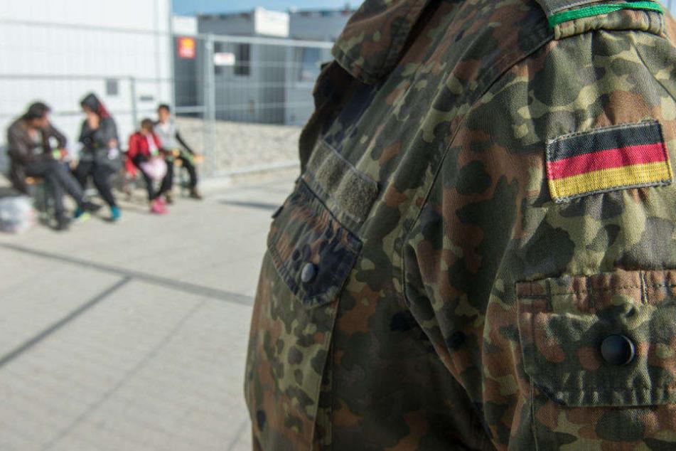 Ein Ex-Soldat musste sich vor Gericht verantworten. (Symbolbild)