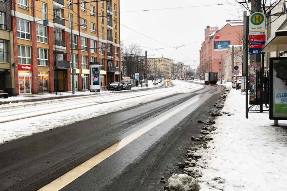 Die Leipziger können sich über den ersten Schnee freuen, doch wer hält die Straßen frei?