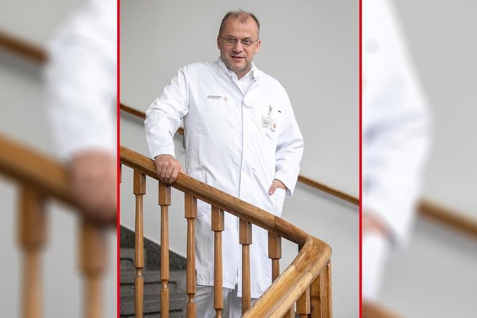 Professor Klaus-Dieter Schaser