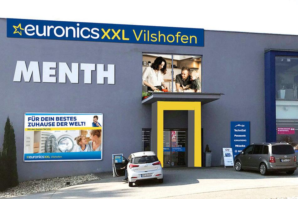 Euronics feiert am Donnerstag Wiedereröffnung mit mega Angeboten