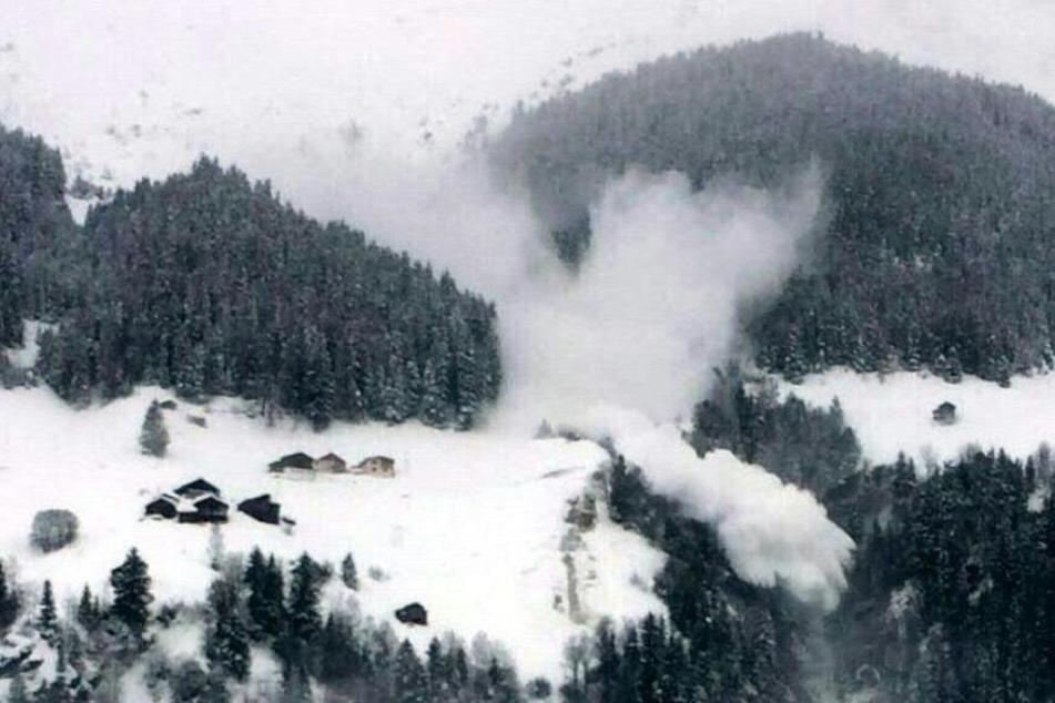 Derzeit gilt in den Südtiroler Alpen Lawinenwarnstufe 3 von 5. (Symbolbild)