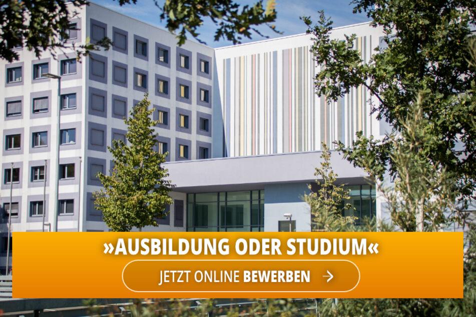 Auch eines der Dresdner Finanzämter (Rabenerstraße 1) könnte Euer zukünftiger Arbeitsplatz sein.