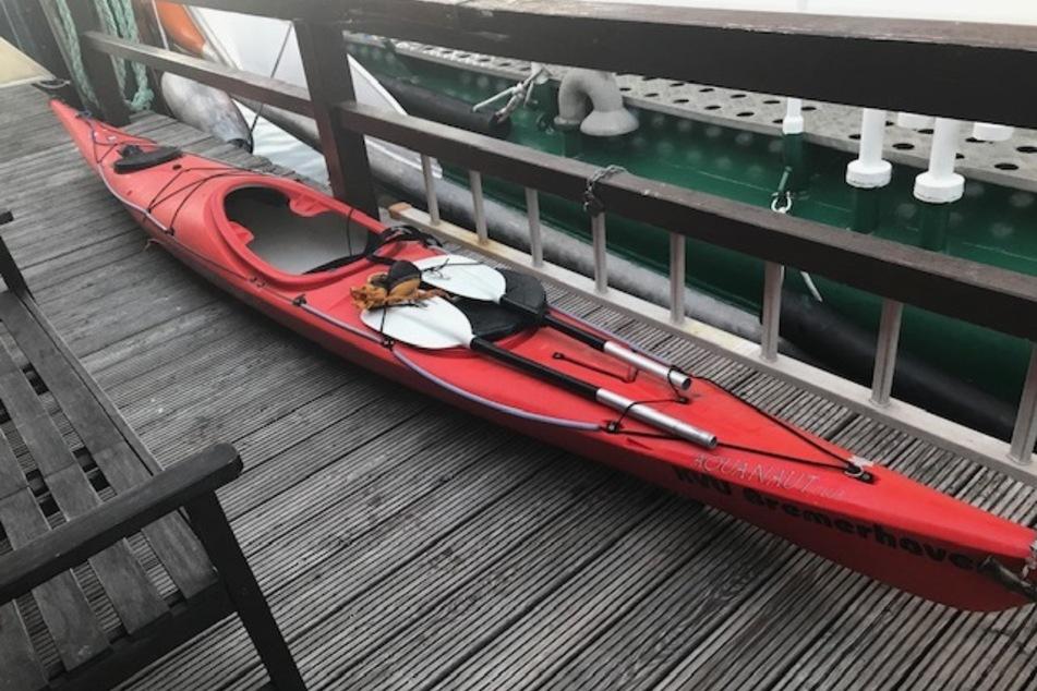 Kajakfahrer löst Rettungsaktion in der Ostsee aus