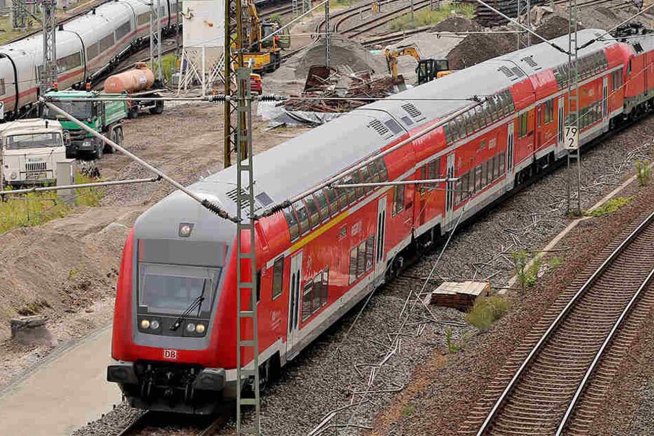 In einer Regionalbahn nach Dresden kam es zur Auseinandersetzung.