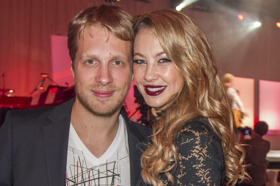 Oliver Pocher (42) und Sandy Meyer-Wölden (36) haben gemeinsam drei Kinder.