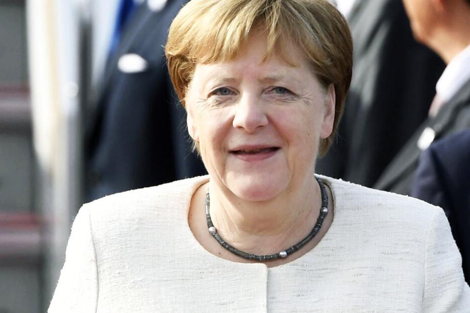 Am 31. August wird Bundeskanzlerin Angela Merkel in Leipzig sein.
