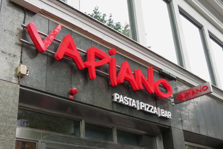 Die Restaurantkette Vapiano ist bekannt für schnelle Pasta- und Pizzagerichte. (Symbolbild)