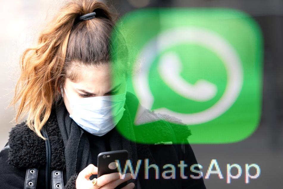 Wegen Fake News: WhatsApp schränkt diese Funktion in Corona-Krise ein