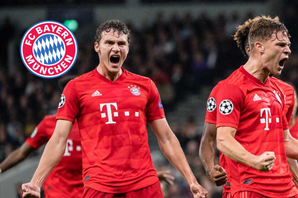 FC Bayern zerlegt Tottenham: 7:2-Sieg bei den Spurs
