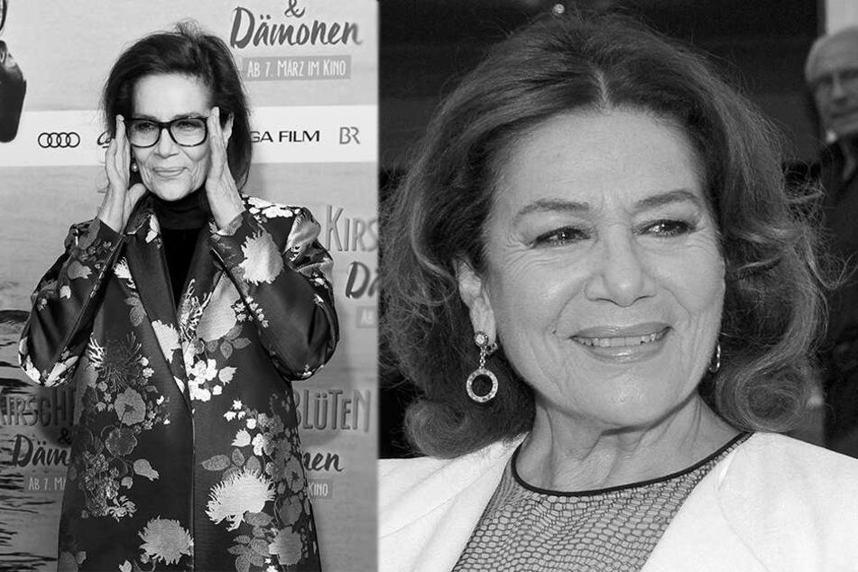 Filmstar Hannelore Elsner mit 76 Jahren gestorben