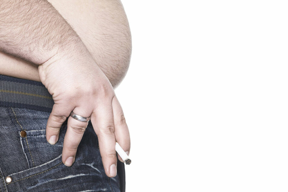 Eine aktuelle Studie enthüllt: Rauchen soll dick machen!