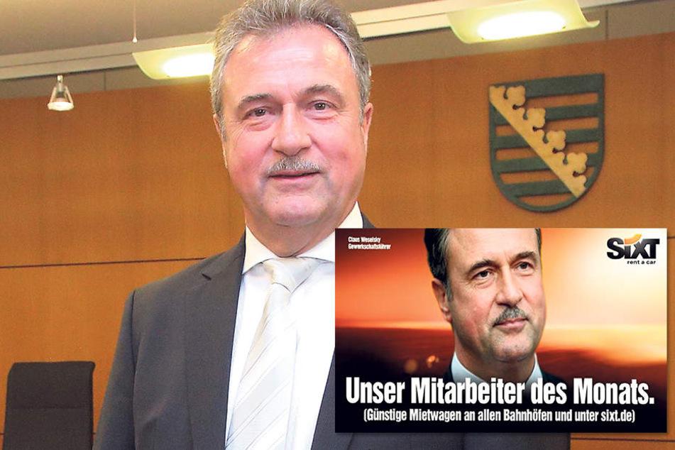 Klage gegen Sixt! GDL-Boss Weselsky sagt Autovermieter den Kampf an