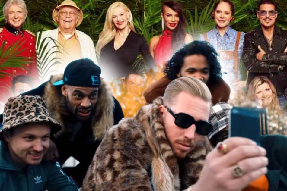 Dschungelcamp: What the fuck! Der offizielle Dschungel-Song ist raus