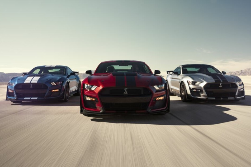 Der neue Ford Mustang Shelby GT500