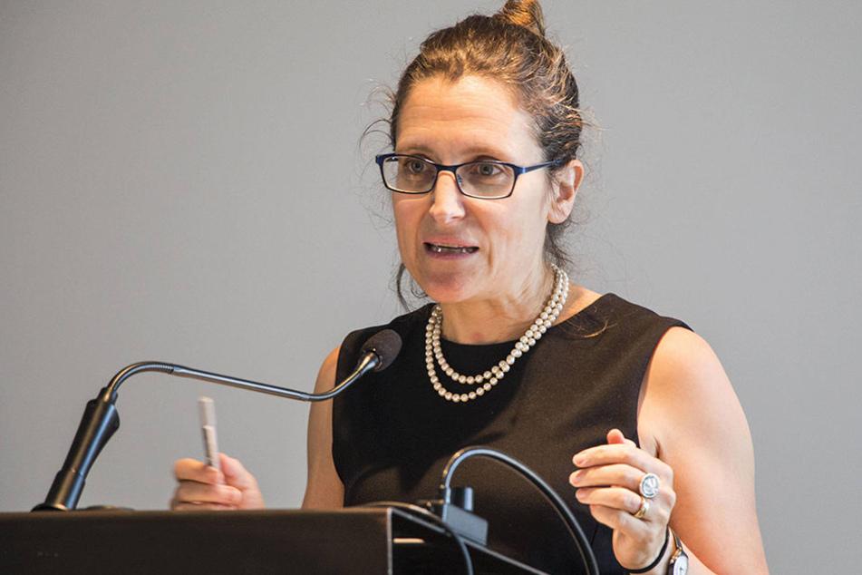 Die kanadische Handelsministerin Chrystia Freeland.
