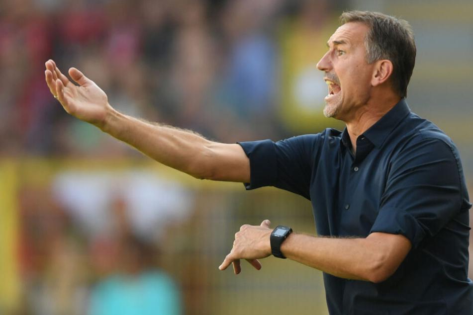 Achim Beierlorzer (51) steht vor seinem ersten Derby mit dem 1. FC Köln.