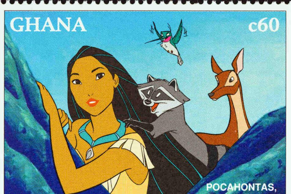 Unter anderem schaffte es die Disney-Prinzessin auch schon auf eigene Briefmarken. (Archiv)