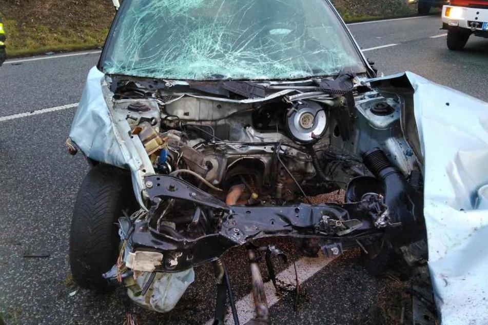Bei dem Unfall wurde ein 39-Jähriger getötet.