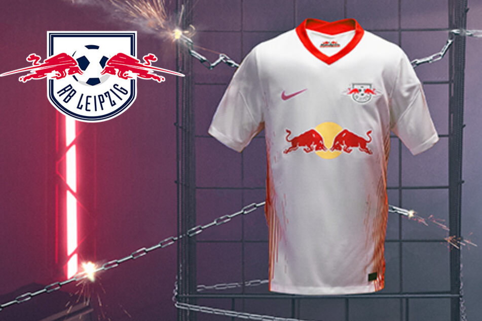 RB Leipzig: So sieht das Heimtrikot für die neue Saison aus!