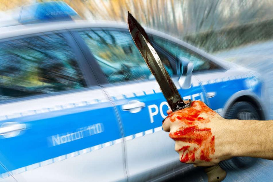 Die Polizei nahm den Täter sofort fest. (Symbolbild)