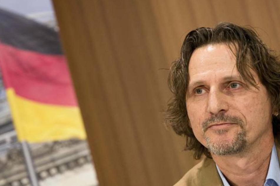 Dirk Driesang, Mitglied im AfD-Bundesvorstand, leitet die Ermittlungen gegen Roon.