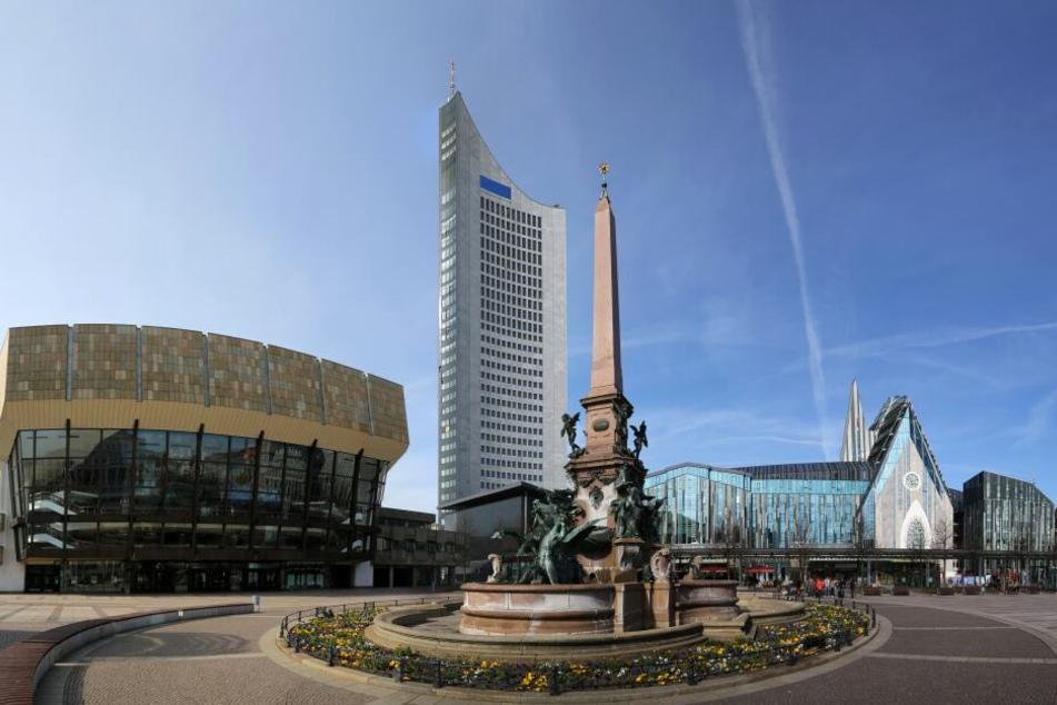 Die Weltfrauentags-Demo soll sich am Freitag, 17 Uhr, auf dem Augustusplatz einfinden.