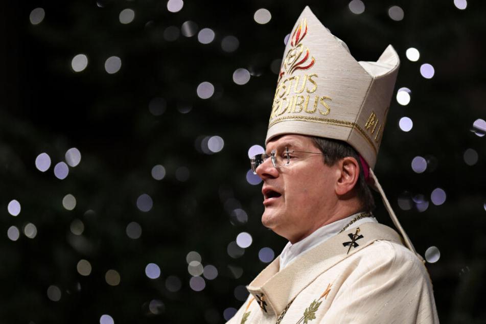 Erzbischof Stephan Burger (Foto) zieht am Mittwoch Bilanz.