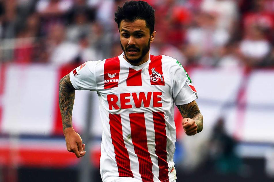 Auch am Kölner Flügelflitzer Leonardo Bittencourt zeigt Hoffenheim neben vielen anderen Vereinen Interesse.
