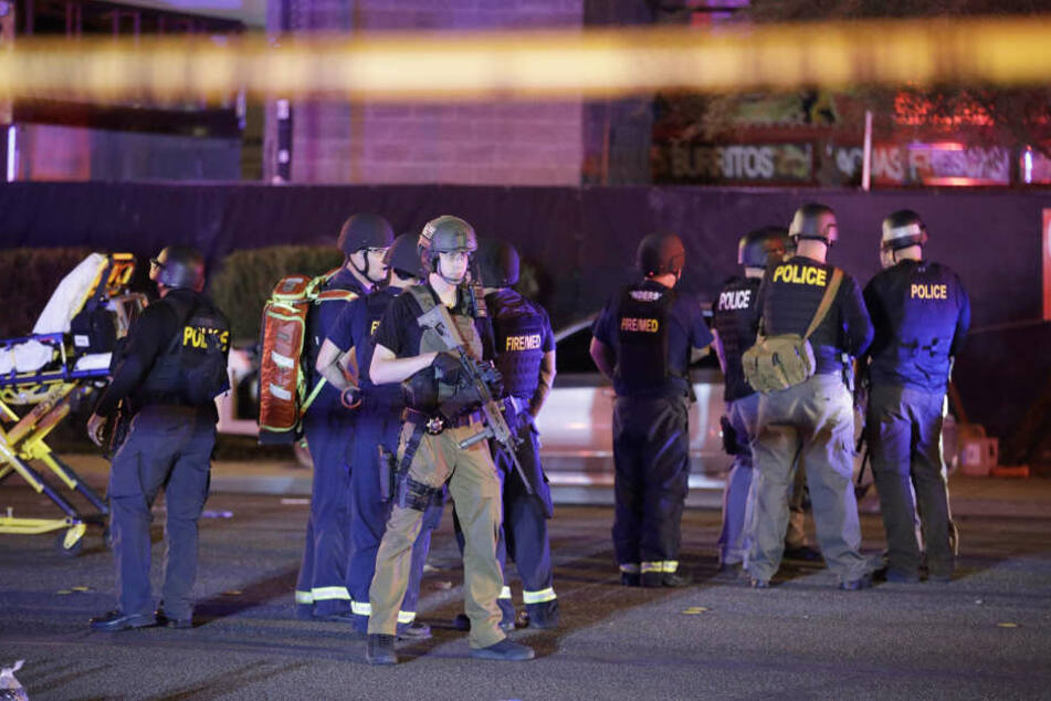 Stephen Paddock tötete mit seinen Schüssen mindestens 58 Menschen, 515 wurden laut Polizei verletzt.
