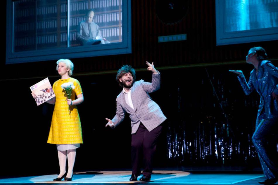 """Am Sonntag feiert """"Die große Liebe war es nicht - Die Ruth-Brandin-Story"""" in Altenburg Premiere."""
