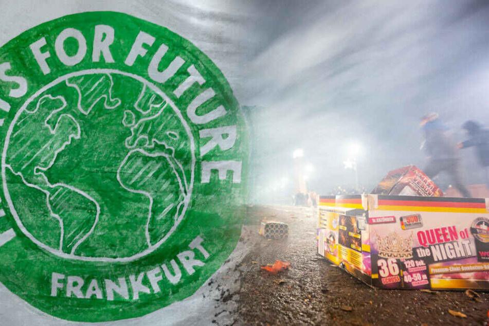 """""""Fridays for Future"""": Erste Klima-Demo des Jahres knöpft sich Böllerei vor"""