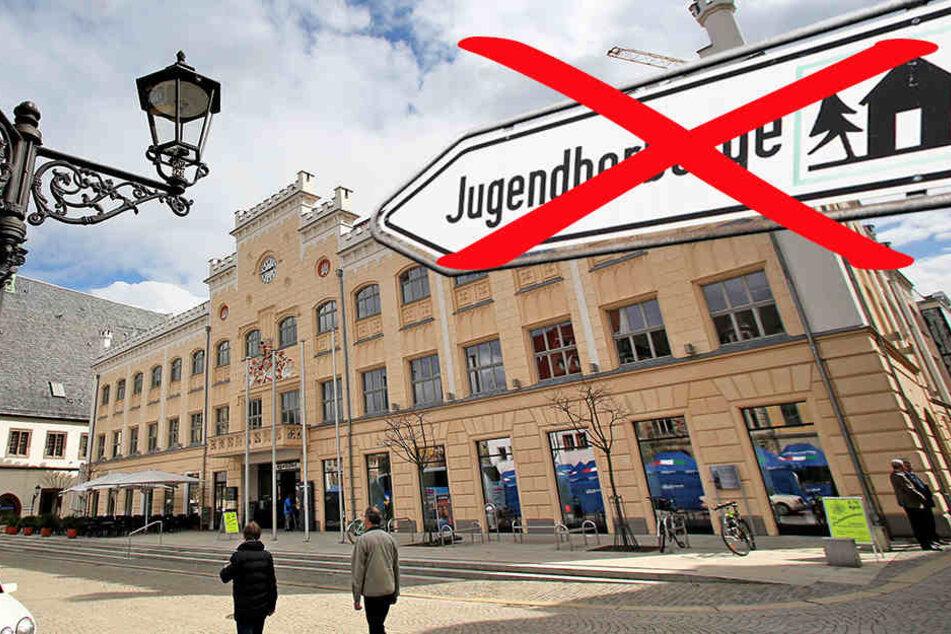 Zwickau hat noch keine Jugendherberge und wird in nächster Zeit auch keine bekommen.
