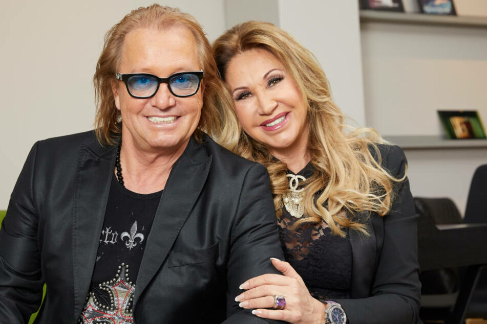 Immer wieder für Schlagzeilen gut: Das Glamour-Paar Carmen (53) und Robert Geiss (54).