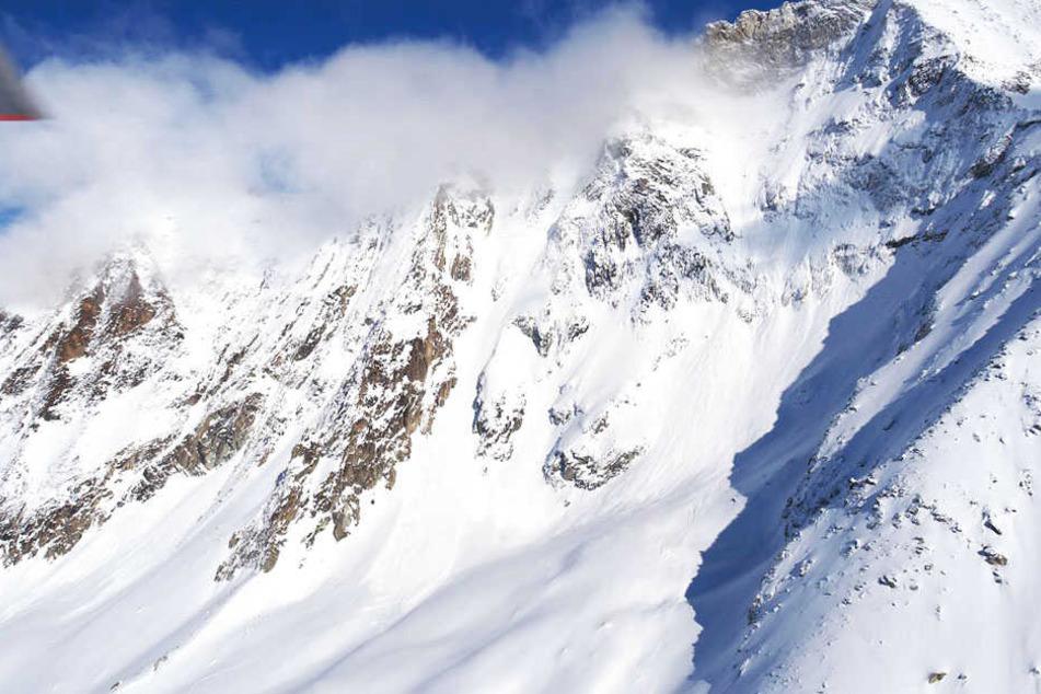 Tragisch! Bergsteiger von Lawine in den Tod gerissen