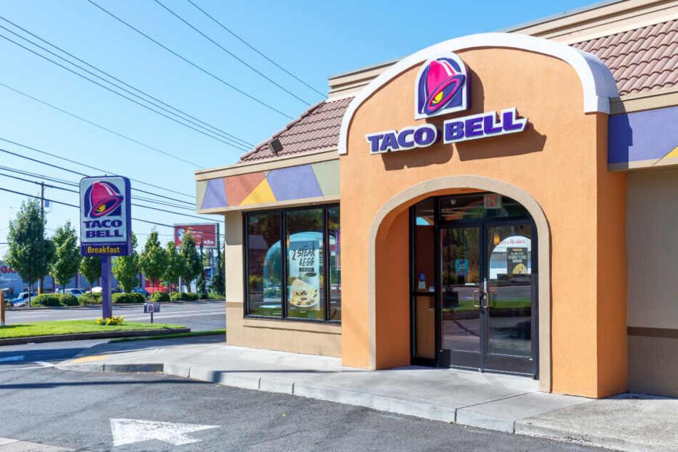 """In einem """"Taco Bell"""" wie diesem geschah die kuriose Aktion (Symbolbild)."""