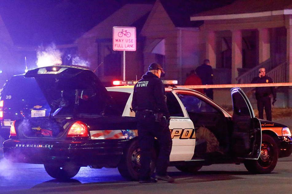 Immer wieder gibt es Aufruhr um Fälle, bei denen unbewaffnete Farbige von Polizisten erschossen werden. (Symbolbild)