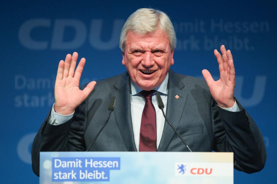 Nach Krebs-Schock für Bouffier: So geht es Hessens Ministerpräsident