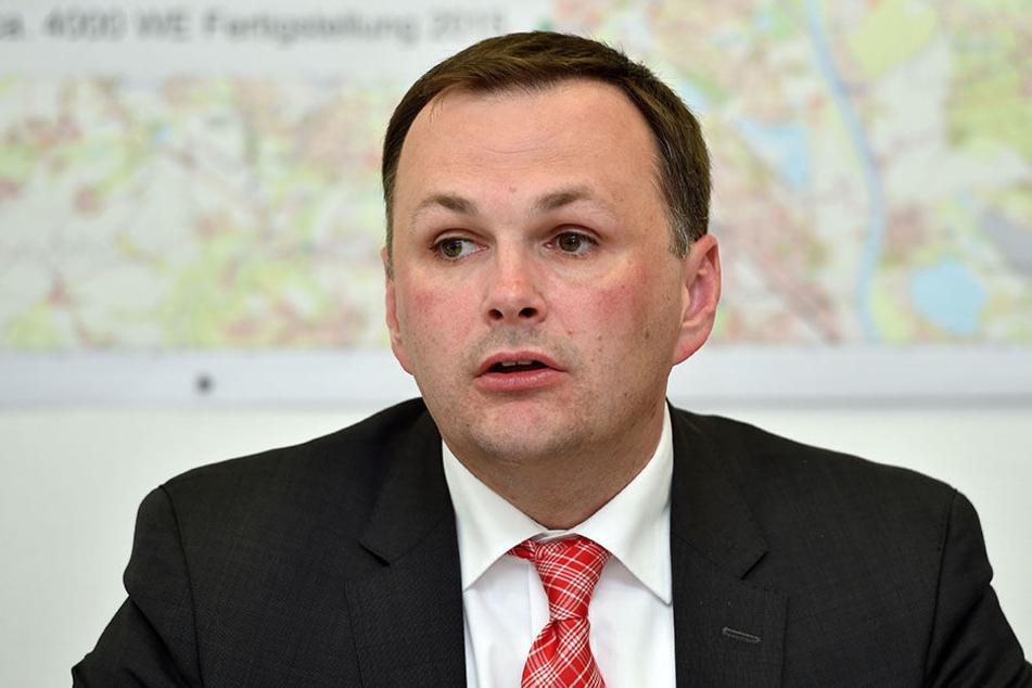 Linken-Fraktions-Chef André Schollbach (38)