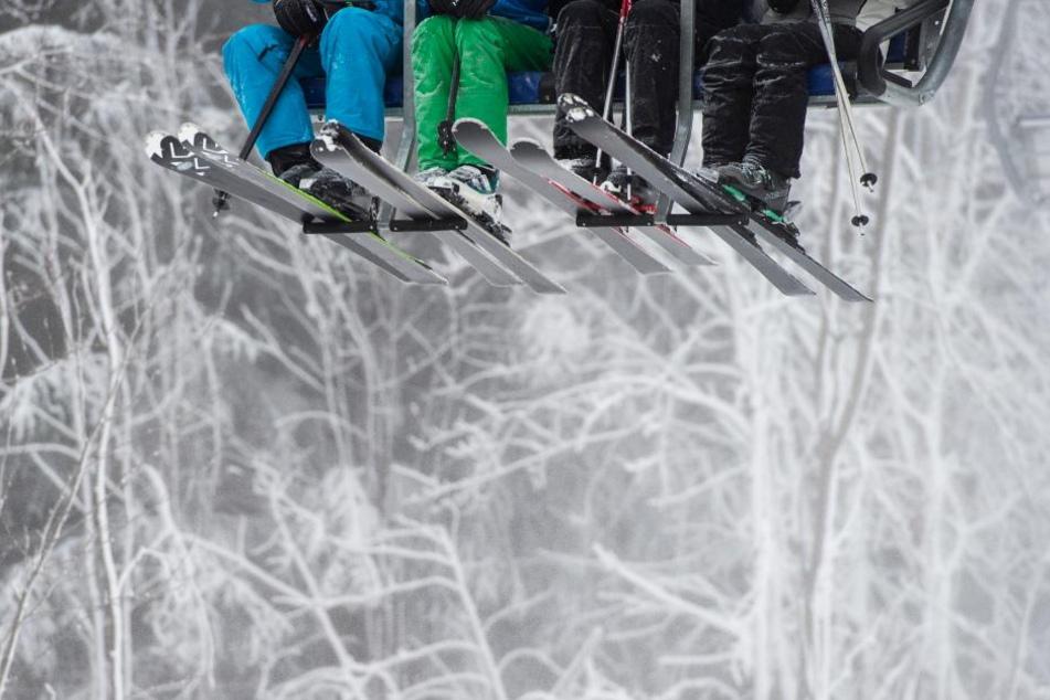 Die Skisaison im Sauerland wurde eröffnet.