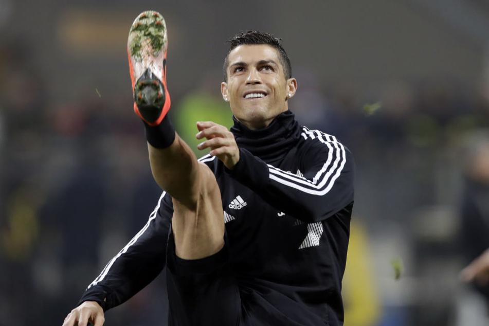 Wird Ronaldo bald heiraten?
