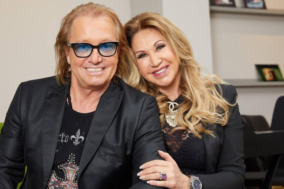 Das TV-Millionärsehepaar Robert und Carmen Geiss.