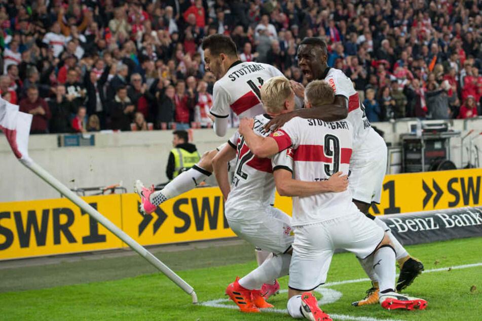Der VfB Stuttgart hat bis jetzt alle Auswärtsspiele verloren.