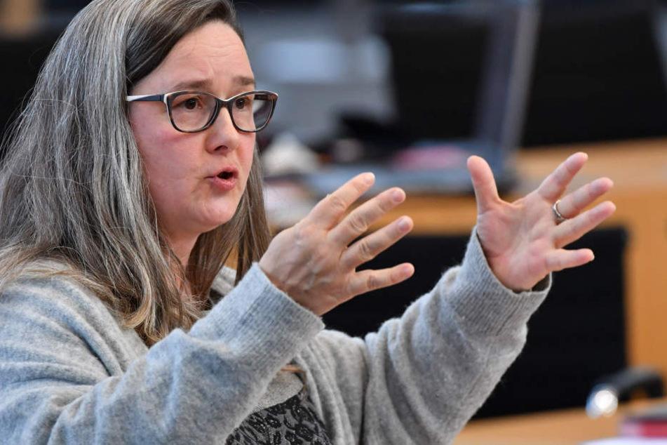 Arbeitsministerin Heike Werner stellte die Studie am Freitag vor.