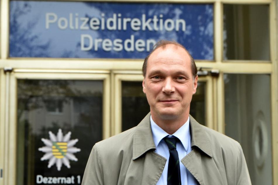 Auch Martin Brambach ist im neuen Fall wieder dabei.