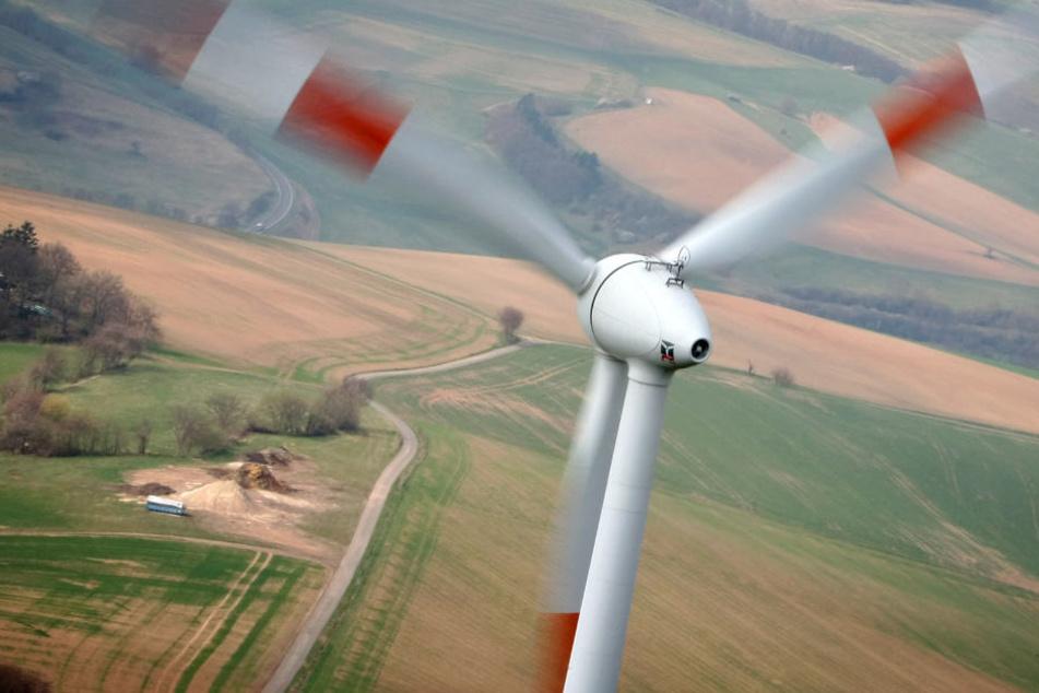 Die Zahl der Windräder in NRW nimmt zu.