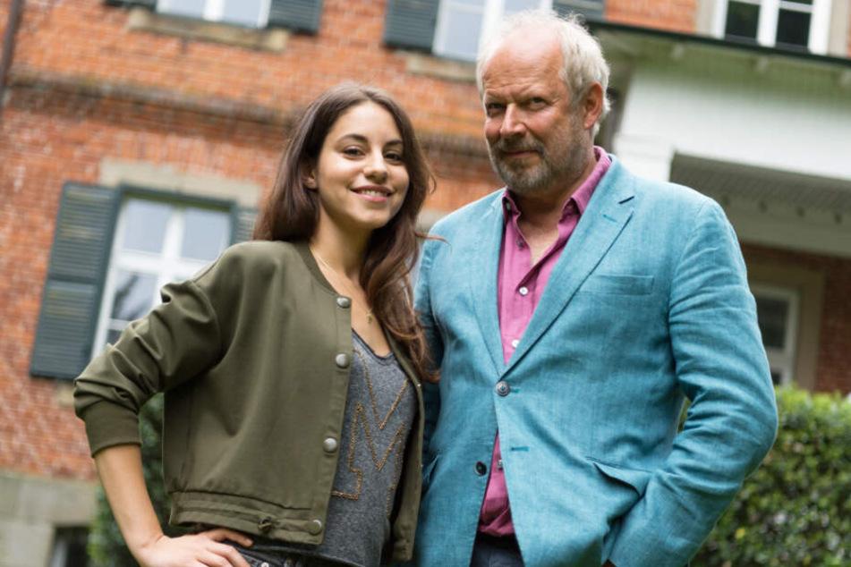 Die Schauspielerin Almila Bagriacik ist bereits das zweite Mal als neue Ermittlerin an der Seite von Axel Milberg im Tatort aus Kiel zu sehen.